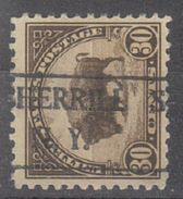USA Precancel Vorausentwertung Preo, Locals New York, Sherrill 569-492 - Vereinigte Staaten