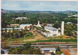AFRIQUE,GABON,LIBREVILLE,ancienne  Colonie Française,CATHEDRALE,1968 - Gabon
