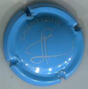 CAPSULE-CHAMPAGNE LECOMTE-TESSIER N°01 Bleu Ciel & Gris - Sonstige
