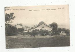Cp, 54 , MOREY , L'école Et Entrée Du Village , Voyagée 1915 - Autres Communes