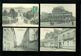 Beau Lot De 44 Cartes Postales De France  Cherbourg      Mooi Lot Van 44 Postkaarten Van Frankrijk  Cherbou  -  44 Scans - Postcards