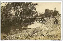 AUSTIC BRIDGE. AUSTRALIA  ( Animée ) AUSTRALIE - Australien