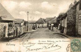 LE VIEUX CABOURG RUE DU COMMERCE - Cabourg