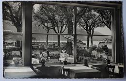 """73 : Aix-les-bains - Grand Port - Hôtel """" Beau Rivage """" - Animée : Petite Animation - CPSM Format CPA - (n°9697) - Aix Les Bains"""