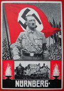 """AK """"Reichs-Parteitag Nürnberg 1934"""", Gelaufen - Deutschland"""