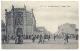 Cpa Hérault - Marsillargues - Le Petit Temple - France