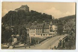 Greiz Blick Auf Oberes Schloss - Greiz