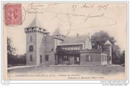41) Pierrefitte Sur Sauldre (Loir Et Cher)  Château Des Alicourts - France