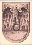 AK Krakau 2 Jahre NSDAP Im Generalgouvernement 1942 - Deutschland