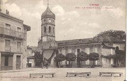 CPA Le Mas D'Azil L'Eglise - Frankrijk