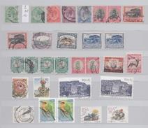 AFRIQUE DU SUD 30 TIMBRES VALEUR 45,00 EUROS ENTRE N° 2 ET 1127xa (YT) - Afrique Du Sud (1961-...)