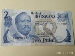 2 Pula 1976 - Botswana