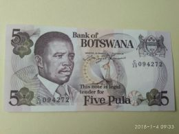 5 Pula 1992 - Botswana