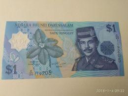 1 Dollaro 1996 - Brunei