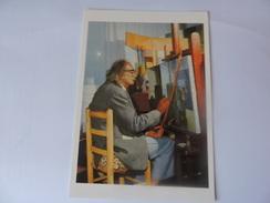 DALI Peignant Les Huit Pupilles N° 1967 - Peintures & Tableaux