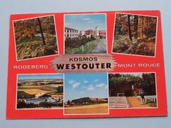 KOSMOS Westouter - RODEBERG - MONT ROUGE ( Kruger ) Anno 19?? ( Zie Foto Voor Details ) !! - Heuvelland