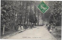 MERREY: LE PONT DE L'ARCE - France