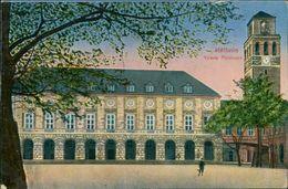 AK Mülheim Ruhr, Neues Rathaus, Um 1927 (27950) - Muelheim A. D. Ruhr