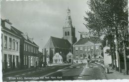 Etten 1971; Gemeentehuis Met Ned. Herv. Kerk - Geschreven. (uitgever ?) Lees Info! - Andere