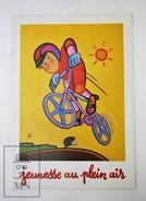 1994 Herve Morvan Catalogue Of Posters And Vignettes From 1938 To 1993 - Jeunesse Au Plein Air - Libros, Revistas, Cómics