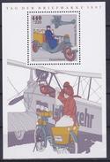 Bloc Feuillet Neuf** - Journée Du Timbre 1997 Avion Et Véhicule Postal Anciens - BF 40 (Yvert) - RFA 1997 - [7] Repubblica Federale