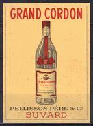 Buvard Cognac Pellisson (16 X 12 Cm). - Liquor & Beer