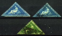 1813- Cabo De Buena Esperanza Nº 4 Y 6 - Sellos