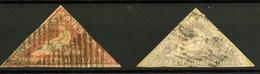 1814- Cabo De Buena Esperanza Nº 3 Y 5 - Sellos