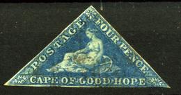 1817- Cabo De Buena Esperanza Nº 4 - Sellos