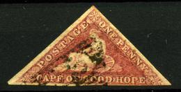 1818- Cabo De Buena Esperanza Nº 7 - Sellos