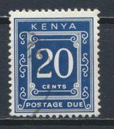 °°° KENYA - TAXE °°° - Kenia (1963-...)