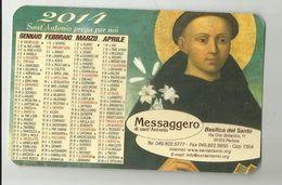 CALENDARIETTO 2014 S.ANTONIO - Calendari