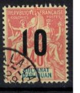ANJOUAN        N°  YVERT    26    ( 3 )  OBLITERE       ( O   2/31 ) - Used Stamps