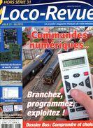 """Loco-Revue Hors-série N° 31 De Juin 2013 """"Commandes Numériques"""" - HO Scale"""