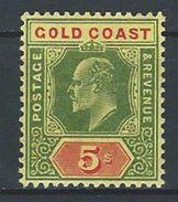 Gold Coast SG 68, Mi 60 * MH - Gold Coast (...-1957)