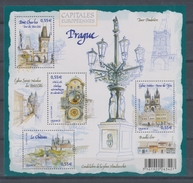 2008 France  Bloc Feuillet  N°126 Prague YB126 - Blocs & Feuillets