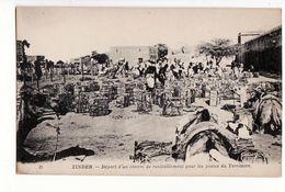 Niger - Zinder - Départ D'un Convoi De Ravitaillement Pour Les Postes Du Territoire / Editions Neurhein Et Cie N°35 - Niger