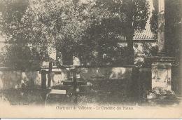 06  Chartreuse De Valbonne  Le Cimetière Des Moines - France