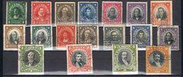Timbres Chili 1911 Oblitéré - Chile