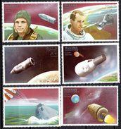 Manama  Mi. 115  / 120   Apollo 9 / Gagarin / White - Raumfahrt