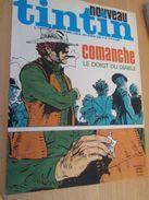 Page De Revue Des Années 70/80 : SUPERBE COUVERTURE DE LA REVUE  TINTIN : COMANCHE - Comanche