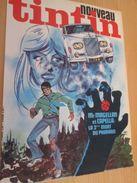Page De Revue Des Années 80 : SUPERBE COUVERTURE DE LA REVUE  TINTIN : MR MAGELLAN ET CAPELLA - Magellan