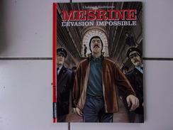Bd Chabane / Roger Knobelspiess MESRINE L'évasion Impossible  (eo Casterman 2008)tbe - Books, Magazines, Comics
