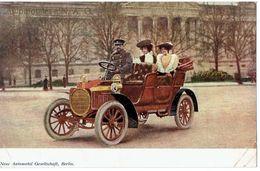 BERLIN - Neue Automobil Gesellschaft Berlin - Taxis & Droschken