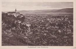 ALLEMAGNE  1921 CARTE POSTALE DE RUDOLSTADT - Rudolstadt