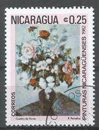 Nicaragua 1982. Scott #1167 (U) Painting By R. Penalba - Nicaragua