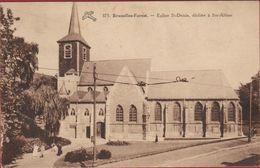 Bruxelles Vorst Forest - Eglise St-Denis Dédiée à St-Alène 1929 - Forest - Vorst
