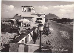 M017  SABAUDIA LATINA RIVIERA DI LEVANTE 1960 CIRCA ANIMATA - Latina