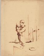 Menu Programme Bateau Paquebot S.S. Grasse 1938 Croisière Au Spitzberg CGT French Line Illustration Chancel - Boten