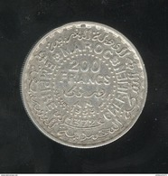 200 Francs Maroc / Morocco 1953 - Morocco
